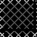 Left Arrow Pointer Icon