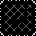 Turn Left Arrow Arrow Direction Icon