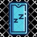 Turn Off Night Mode Do Not Disturb Mode Icon