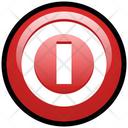Turn Off Switch Shut Down Icon