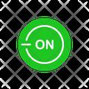 Turn on indicator Icon
