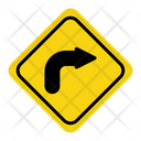 Turn Right Right Right Arrow Icon