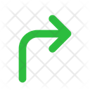 Turn Right Icon