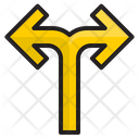 Turn Sign Turn Sign Icon