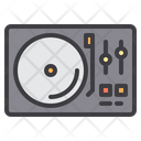 Turn table Icon