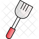 Cooking Spoon Kitchen Utensils Slotted Spatula Icon