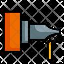 Turning Cutting Process Icon