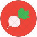 Turnip Root Nutrition Icon