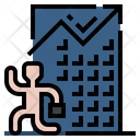 Turnover Rate Turnover Money Icon