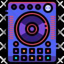 Turntable Music Vinyl Icon