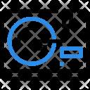 Turntable Dj Player Icon
