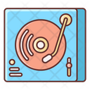 Turntables Icon