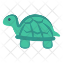 Turtle Animal Water Icon