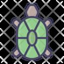 Tortoise Sea Marine Icon