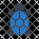 Turtle Slow Sea Icon