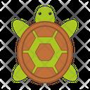 Turtle Sea Animal Icon