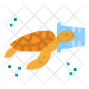 Turtle Sea Life Icon