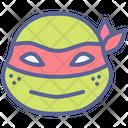 Turtle Ninja Movie Icon