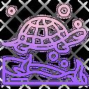 Turtle Sea Animal Animal Icon