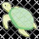 Turtle Reptile Animal Icon