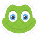 Turtle Face Icon