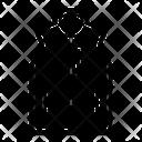 Turtleneck Cloth Icon