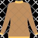 Turtleneck Sweatshirt Icon