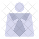 Teach Lecturer Classroom Icon