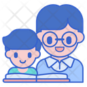 Tutor Mentor Guide Icon
