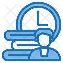Time Digital Learning Icon