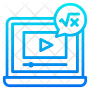 Tutorial Video Icon