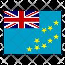Tuvalu Flag Flags Icon