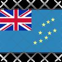 Flag Country Tuvalu Icon