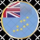 Tuvalu National Holiday Icon