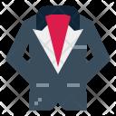 Tuxedo Formal Suit Icon