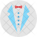 Tuxedo Tux Dinner Suit Icon