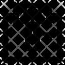 Tuxedo Formal Work Icon