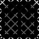 Tuxedo Formal Shirt Icon