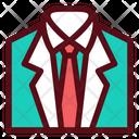 Tuxedo Suit Icon