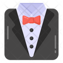 Suit Dinner Suit Clothing Icon