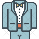 Suit Groom Formal Icon