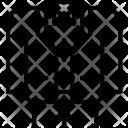 Tuxido Suit Groom Icon