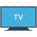 Tv Television Electric Icon