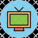 Tv Set Vintage Icon