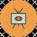 Tv Television Sports Icon