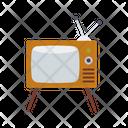 Tv Tvset Television Icon