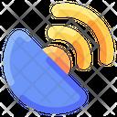 Tv Cable Buke Icon