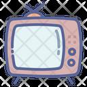 Television Entertainment Screen Icon