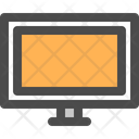 Tv Monitor Electronic Icon