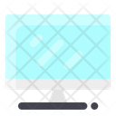 Screen Tv Monitor Icon